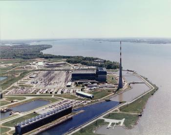Browns Ferry Nuclear Power Plant, USA