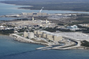 Bruce Nuclear Generating Station, Kanada